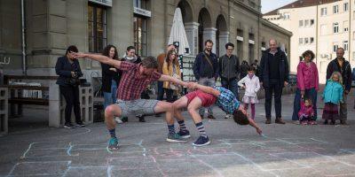 Image de présentation de Action danse